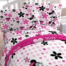 Minnie Mouse Full Size Bed Set by Mickey Mouse Bedding Set Full Size Tokida For