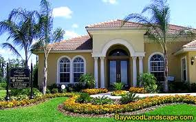 baywood landscape contractors new port richey florida landscaping