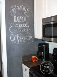 lake paints painting my kitchen wall with chalkboard paint