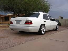 hotroddr 1995 mercedes benz e class specs photos modification