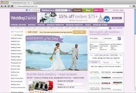 the wedding channel registry www weddingchannel archives davidson destination