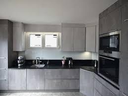 cuisine effet beton primaire 38 images cuisine gris beton le plus utile