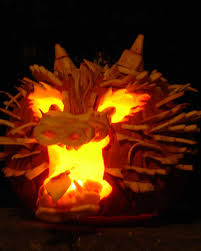 halloween dragon in dragon city more great pumpkins to create martha stewart