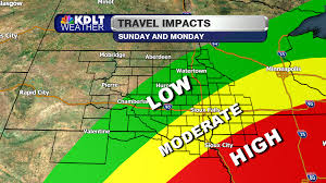 Sioux Falls Map Significant Winter Storm Expected For The Sioux Empire Kdlt