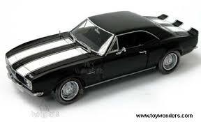 1967 camaro diecast rc2 ertl authentics chevy camaro z28 top 1967 1 18 black