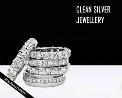 for cleaning silver jewellery