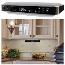 kitchen radio under cabinet bluetooth under cabinet radio yeo lab