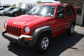jeep liberty 2003 4x4 2003 jeep liberty 4dr sport 4x4 low inventory auto