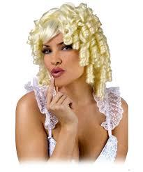 wig halloween blonde curly locks wig halloween wigs