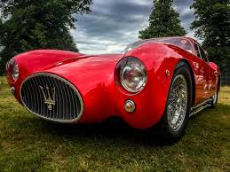 maserati a6gcs interior 1953 maserati a6gcs pininfarina berlinetta at goodwood fos 2017 in