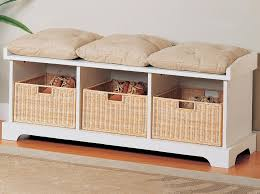 Wood Storage Benches Bench Elegant Storage Benches Made At Home Wooden Pallet Furniture