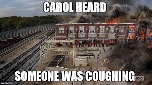 Carol Twd Meme - terminus twd imgflip