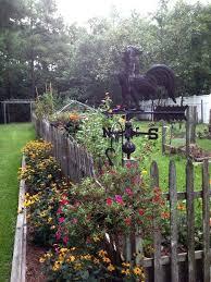 Ideas For Fencing In A Garden Flower Garden Fence Ideas Beautiful Garden Fence Ideas Flower