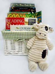 Book Gift Baskets A Book Gift Basket For A Child How To Make Your Own