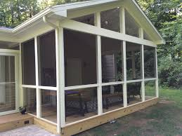 shed roof porch st louis screened porches your backyard is a blank canvas st
