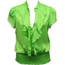 green blouses plus size european ruffled green blouse polyvore