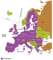 Blank Map Of Europe Before Ww2 by The European Union And Supranationalism