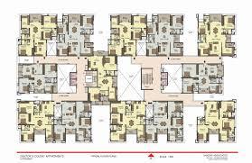 high rise apartment floor plans 50 beautiful apartment building floor plans home plans sles