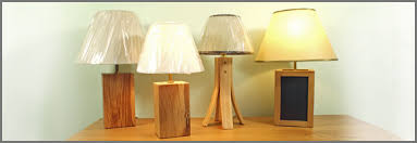 why wooden table lamps make for a perfect choice light