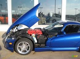 Dodge Viper 1998 - dodge viper 8 0 1998 technical specifications of cars