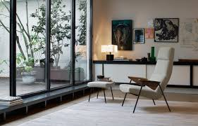 Classic Reading Chair by Votteler Chair Walter Knoll