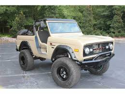prerunner bronco for sale 1968 ford bronco for sale classiccars com cc 1022381