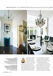 Beautiful Homes Magazine Thornton Allan Interiors Press Interior Design Consultancy Based
