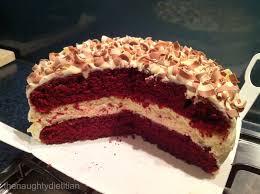 red velvet cheesecake gluten free recipe the naughty dietitian