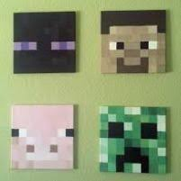 Minecraft Bedroom Ideas Minecraft Paper Mache Letter Perfect For A Minecraft Themed