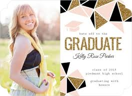 graduation photo announcements 3 best places for cheap graduation announcements graduation