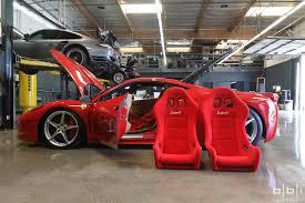 Ferrari 458 Challenge - ferrari 458 u201cstreet challenge u201d 90 lbs weight reduction u2013 brembo