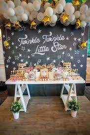 twinkle twinkle decorations sailing sweetheart twinkle twinkle dessert table and ph
