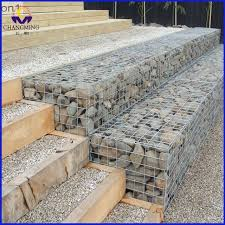 retaining wall wire basket road construction source quality