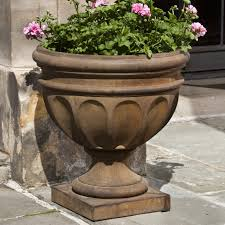 urns for sale cania international montgomery cast urn planter hayneedle