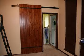 Make Interior Barn Door Rail The Door Home Design - Barn doors for homes interior