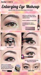 How To Curl Your Eyelashes Tutorial Brows Enlarging Eye Makeup For Cosplay Lovely Complex