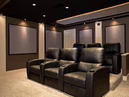 home theater room decorating ideas home theater room decor movie decorating ideas brown leateher