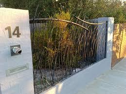 Decorative Metal Fence Panels Native Grass Fence Panel Decorative Metal