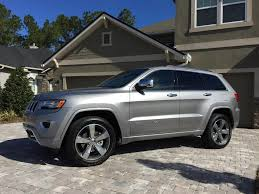 jeep silver 2016 2015 overland billet silver jeep garage jeep forum