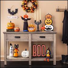 Plastic Lighted Halloween Decorations by Halloween Decorations Target