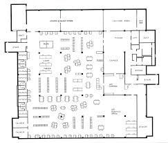 floor plan layout cafeteria floor plan layouts appalling design study room or other