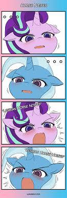 Trixie Meme - horse noises my little brony my little pony friendship is