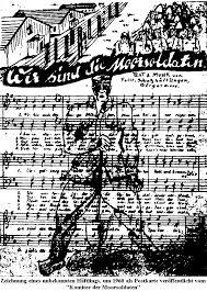 testo come musica chansons contre la guerre die moorsoldaten b禧rgermoorlied das