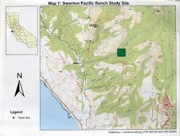 Armstrong Map Maps Are Cool Logging Gaps And Exotic Plants In The Redwood