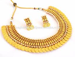 south indian temple jewelry set gold plated bridal jewellery set