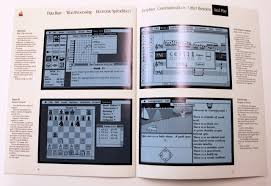Apple Spreadsheet Software 1984 Apple Mac Software Brochure Vintage Apple