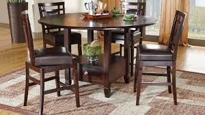 counter height dining room table sets top bar height dining room table sets 9253 with dining room tables