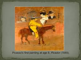 3 picasso s first painting at age 8 picador