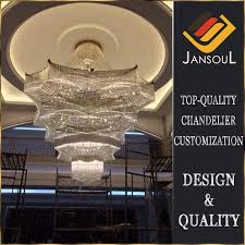 Big Chandeliers For Sale Crystal Chandeliers Hotel Lobby Source Quality Crystal Chandeliers