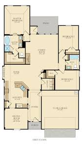 onyx 3723 new home plan in hidden cove brookstone by lennar